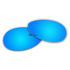 Replacement Polarized Lenses for Oakley Tie Breaker OO4108 (Blue Coating)