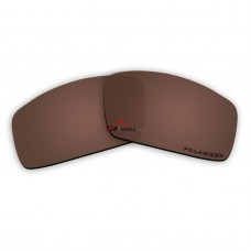 Replacement Polarized Lenses for Oakley Canteen (2006) (Bronze Brown)