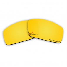Replacement Polarized Lenses for Oakley Canteen (2006) (Golden Coating Mirror)