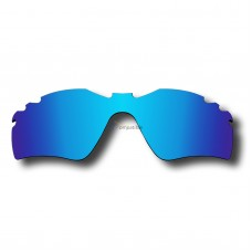 Replacement Polarized Lenses for Oakley Radar Path Vented / Radar Path (Asian Fit) Vented / Radar Golf (Ice Blue Mirror)