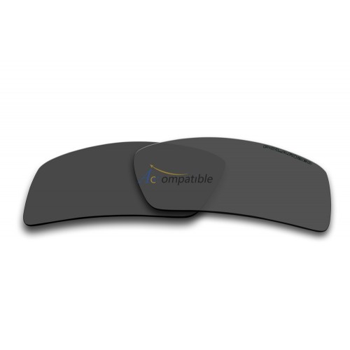 Replacement Polarized Lenses for Oakley Eyepatch 2 OO9136 (Black)