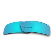 Replacement Polarized Lenses for Oakley Eyepatch 2 OO9136 (Ice Blue Mirror)