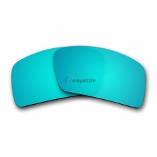 Replacement Polarized Lenses for Oakley Eyepatch 1 (Ice Blue Mirror)