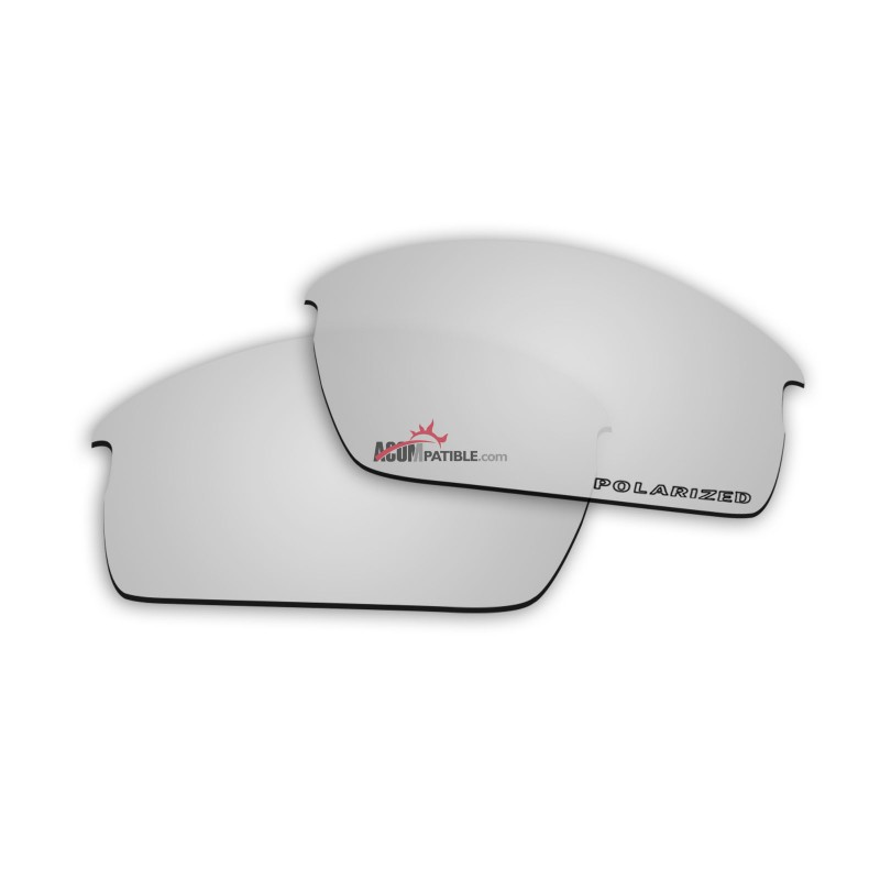 066e4fd92ea Replacement Polarized Lenses for Oakley Bottlecap (Silver Mirror) ...