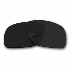 Replacement Polarized Lenses for Oakley Dispatch 1 OO9090 (Black)