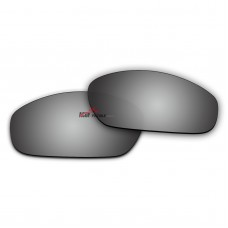 Replacement Polarized Lenses for Oakley Blender OO4059 (Silver Mirror)
