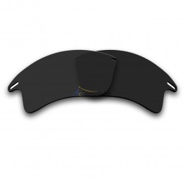 Replacement Polarized Lenses for Oakley Fast Jacket XL OO9156 (Black)