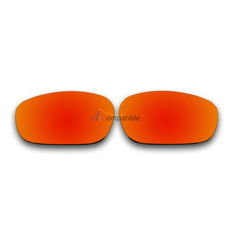 1039254d0d1 ... Replacement Polarized Lenses for Oakley Jawbone (Fire Red Mirror)