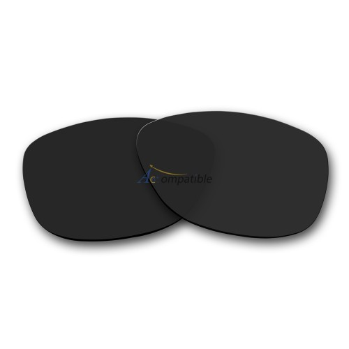 Replacement Polarized Lenses for Oakley Jupiter (Black)