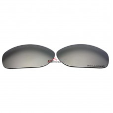 Polarized Lenses for Oakley Pit Bull OO9127 (Silver Coating Mirror)