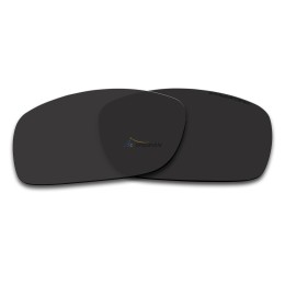 Replacement Polarized Lenses for Oakley Fives 3.0 (Black)