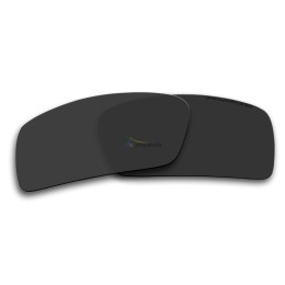 Replacement Polarized Lenses for Oakley Gascan Small (S) (Black)