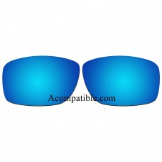Replacement Polarized Lenses for Oakley Canteen 2014 (Canteen New)  OO9225 (Ice Blue)