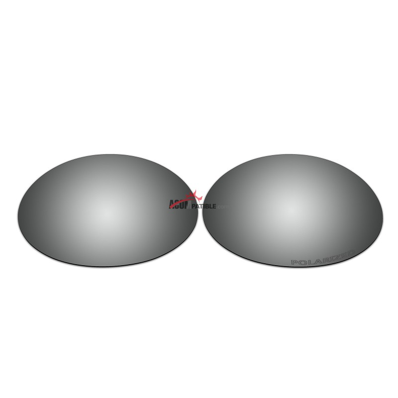 fa060d7d28 ... Replacement Polarized Lenses for Oakley E Wire (Gen 1) (Silver Coating)  ...
