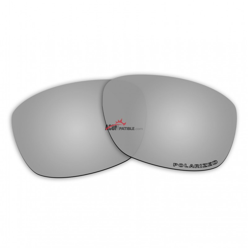 287203cee7 Replacement Polarized Lenses for Oakley Forehand OO9179 (Silver Mirror) ...