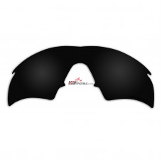 Replacement Polarized Lenses for Oakley M Frame Hybrid New, (1999) (Black)
