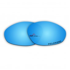 Replacement Polarized Lenses for Oakley Minute 2.0 (Ice Blue Coating Mirror)