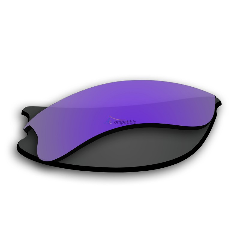 how do you replace oakley lenses