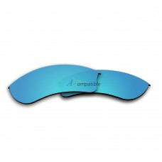 Replacement Polarized Lenses for Oakley Half Jacket 2.0 XL OO9154 (Blue)