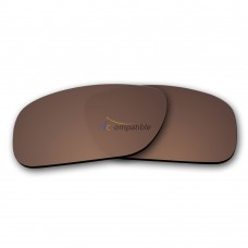 Oakley Holbrook Polarized Replacement Lenses (Bronze Brown)