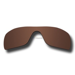 Oakley Batwolf Polarized Replacement Lenses OO9101 (Bronze Brown)